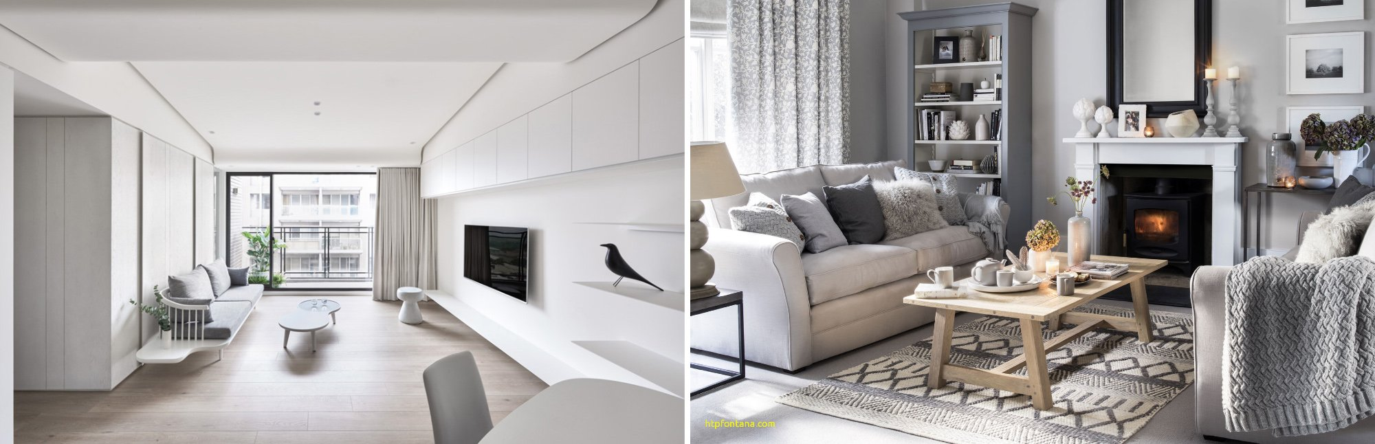 Minimalist or cosy Costa Blanca Interior Design