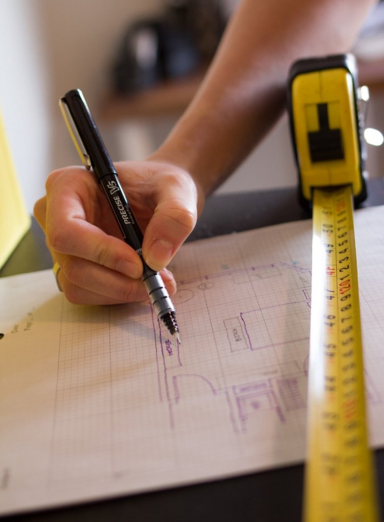 creating your own floor plan