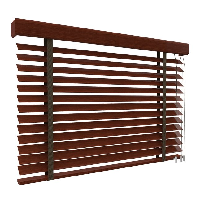 Made to measure wooden venetian blinds Spain - Costa Blanca